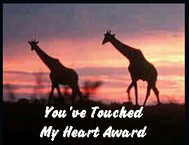 You've Touched My Heart